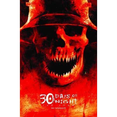 30 Days Of Night Vol 10 Red Snow By Ben Templesmith