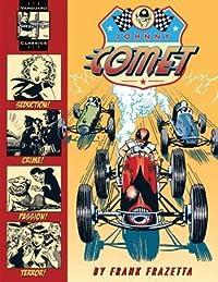 The Complete Johnny Comet: Vanguard Frazetta Classics serires Vol 1