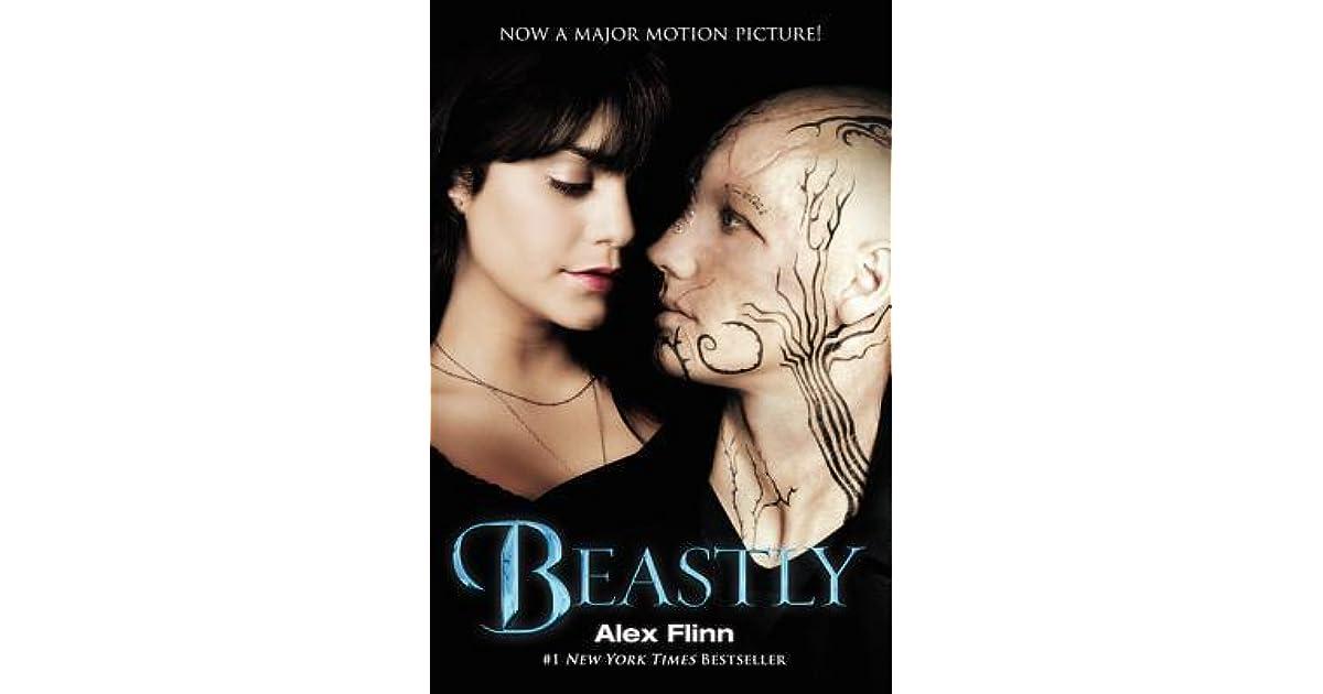 Beastly By Alex Flinn border=