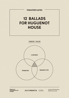 12 Ballads for Huguenot House