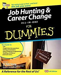 Job Hunting and Career-Change All-In-One For Dummies