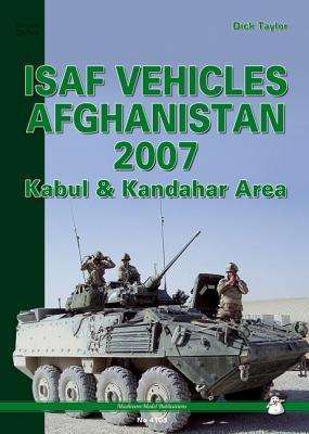 ISAF Vehicles  Afghanistan 2007 Kabul and Kandahar Area (Mushroom Green Series 4103)