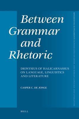 between grammar and rhetoric