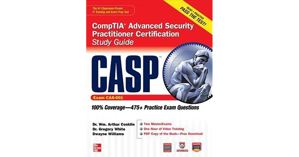 CASP CompTIA Advanced Security Practitioner Study Guide ...