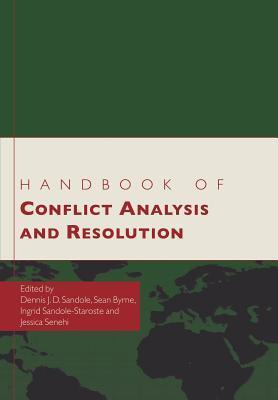 Handbook of Conflict Analysis and Resolution