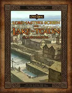 Loremasters Screen and Lake-Town Sourcebook