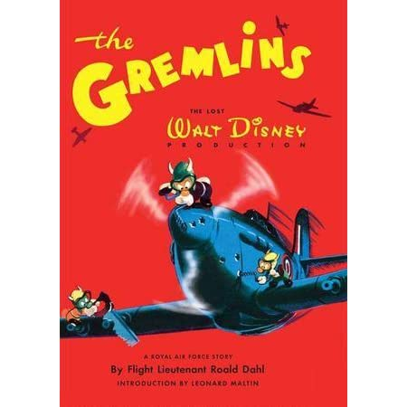 The Gremlins The Lost Walt Disney Production A Royal Air