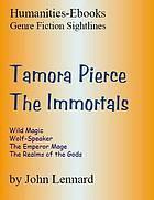 "Tamora Pierce: ""The Immortals"""