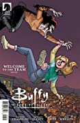 Buffy the Vampire Slayer: Welcome to the Team, Part 1