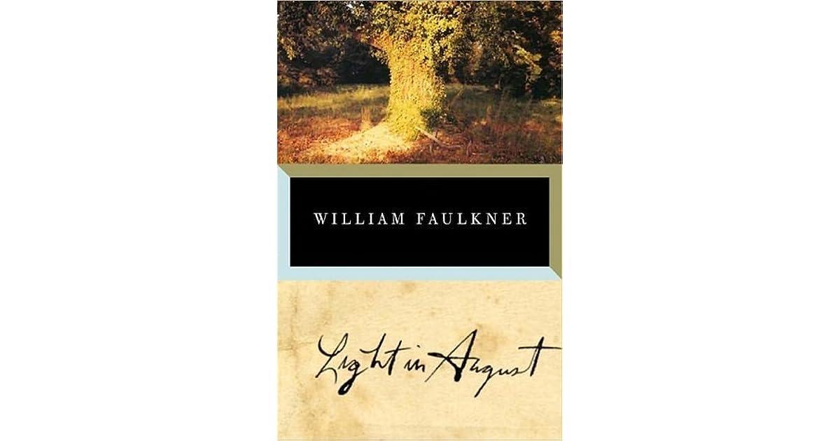 Light In August Novel Pdf