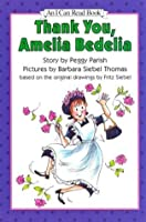 Thank You, Amelia Bedelia