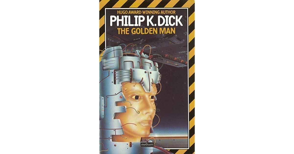 golden man phillip k dick