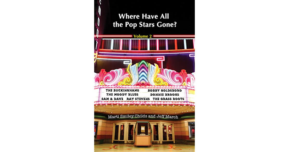 Where Have All the Pop Stars Gone? - Volume 2