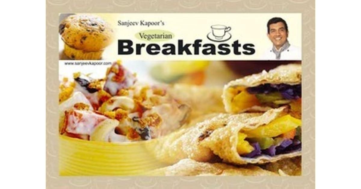 Vegetarian breakfast by sanjeev kapoor forumfinder Choice Image