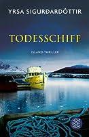 Todesschiff (Þóra Guðmundsdóttir, #6)
