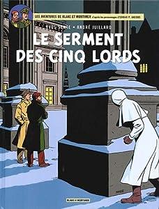 Le Serment des cinq lords (Black et Mortimer, #21)