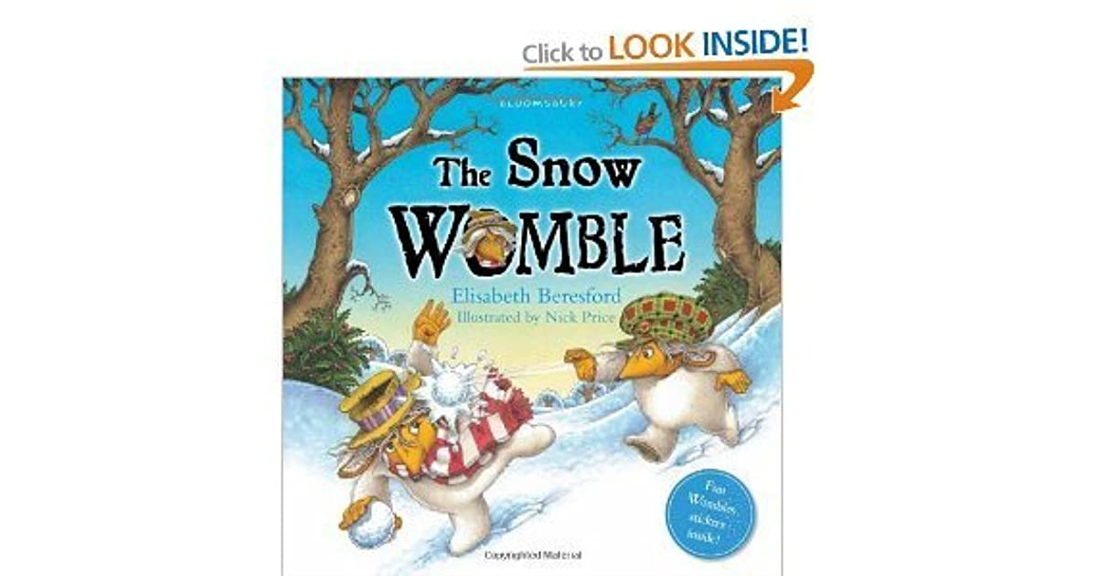 What are the Wombles called?