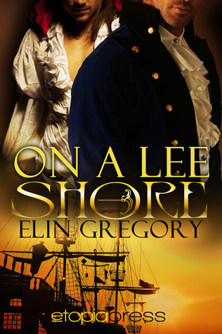 book cover showing two men, one in naval uniform and the aft of a three masted sailing ship