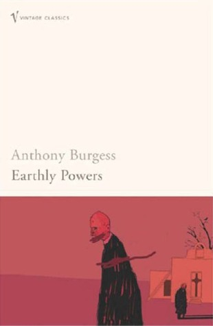 Earthly Powers book cover