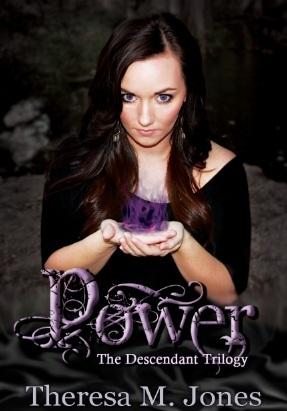 Power (The Descendant Trilogy #1)
