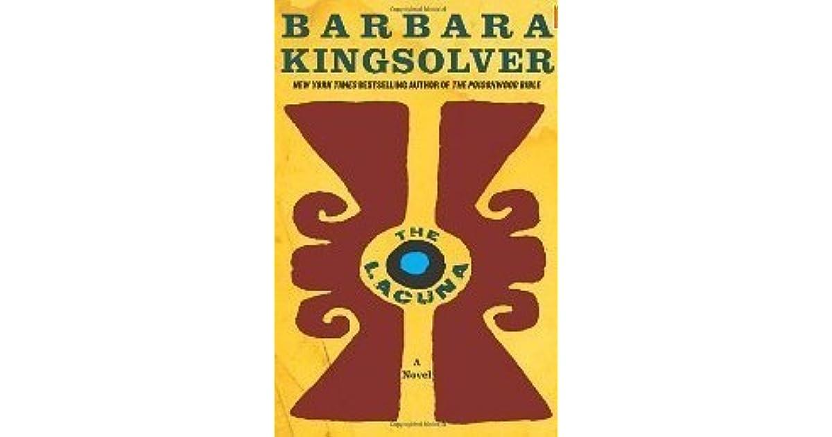The lacuna by barbara kingsolver essay