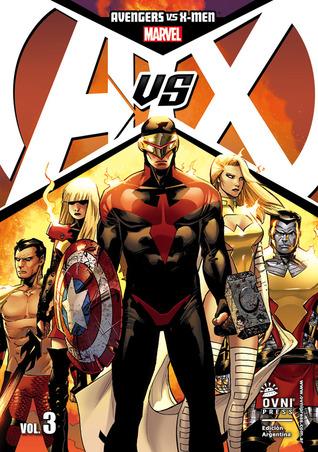 Avengers vs. X-men Tomo 3