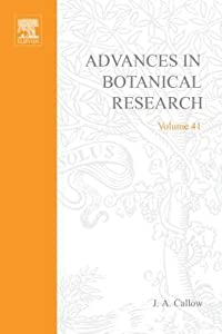 Advances in Botanical Research, Volume 41