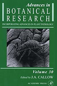 Advances in Botanical Research, Volume 30