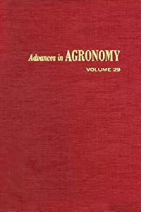 Advances in Agronomy, Volume 29