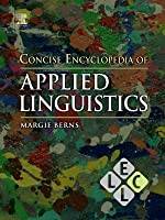 Encyclopedia of Language and Linguistics, 14-Volume Set: V1-14