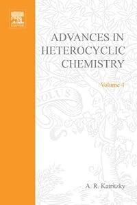 Advances in Heterocyclic Chemistry, Volume 4