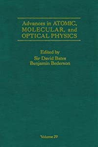 Advances in Atomic, Molecular and Optical Physics, Volume 29
