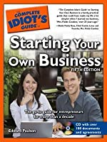The Complete Idiot's Guide to Starting Your Own Business