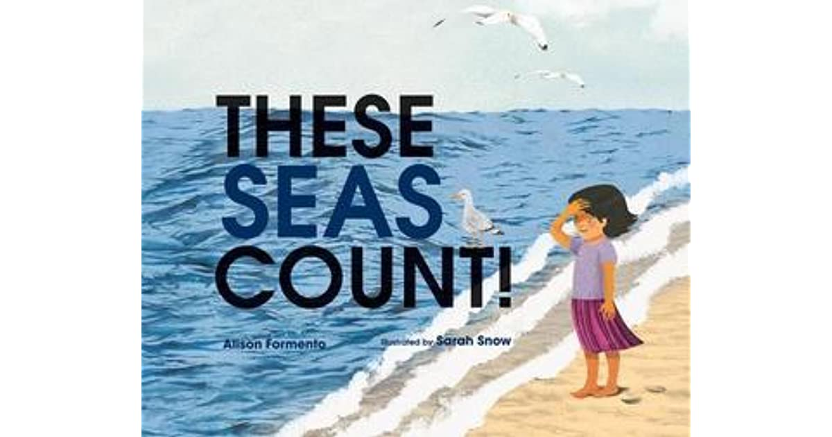 These Seas Count By Alison Ashley Formento