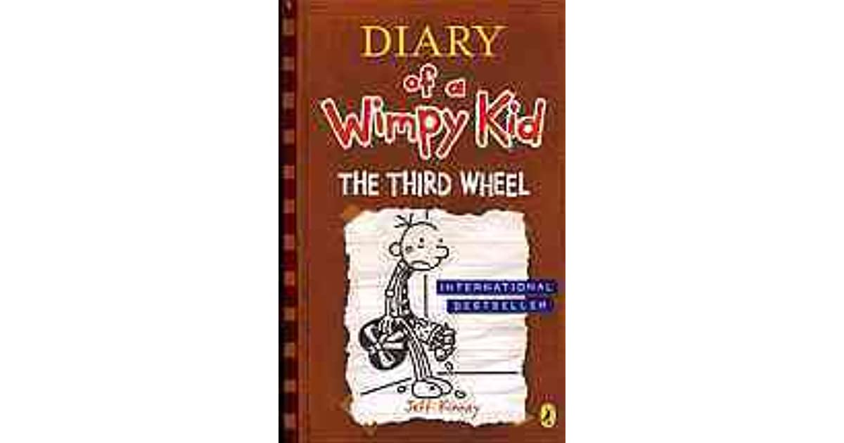 Diary Of A Wimpy Kid Characters The Third Wheel The Third Wheel (Diary...