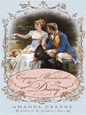 Captain Wentworths Diary By Amanda Grange
