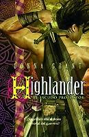 Highlander: El escudo protector (La espada negra, #4)