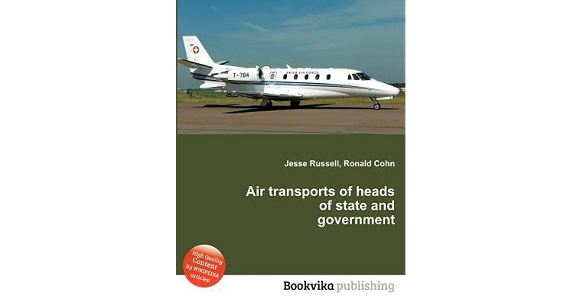 Air transports of heads of state and government