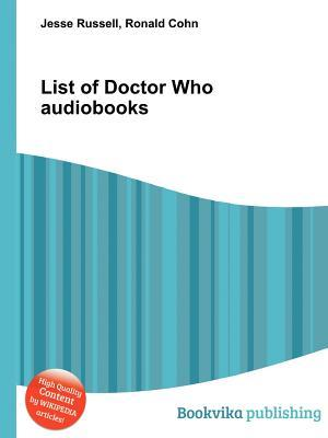 List of Doctor Who Audiobooks