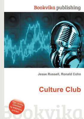 Culture Club Jesse Russell