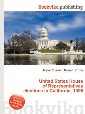 United States House of Representatives Elections in California, 1996