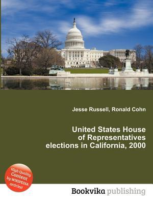 United States House of Representatives Elections in California, 2000