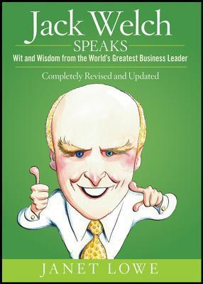 Jack Welch Speaks Wit and Wisdom from