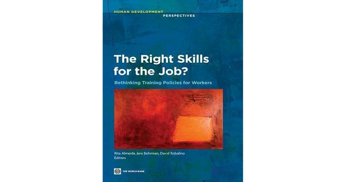 Get PDF The Right Skills for the Job? (Human Development