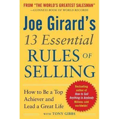 To girard how pdf anything to sell anybody joe