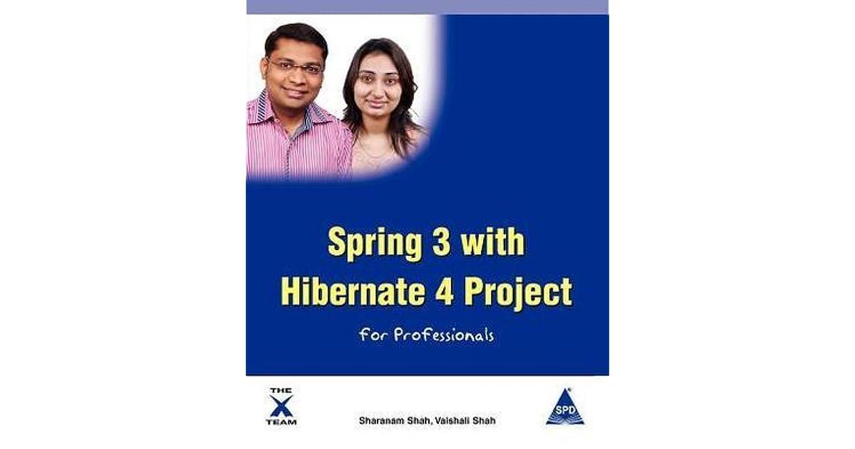 Spring Hibernate Santosh Kumar Ebook