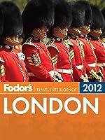 Fodor's London 2012