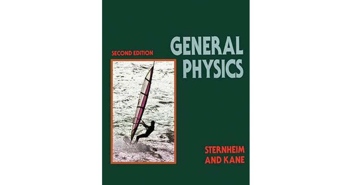General Physics Book Pdf
