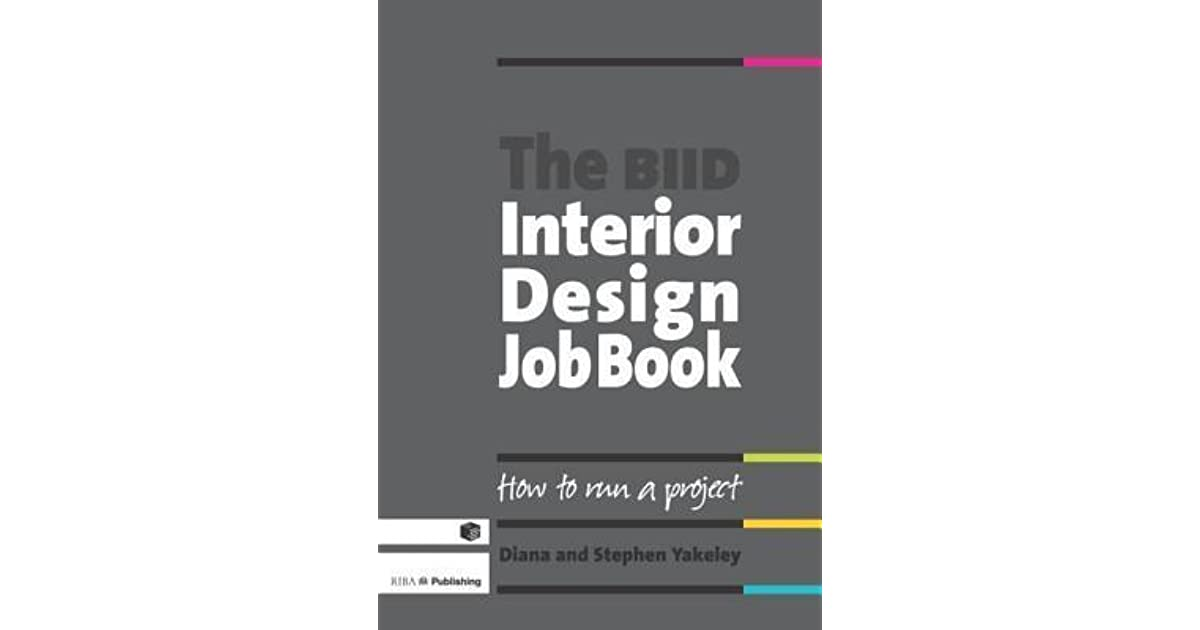 The Biid Interior Design Job Book