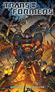 The Transformers: Robots in Disguise, Volume 2